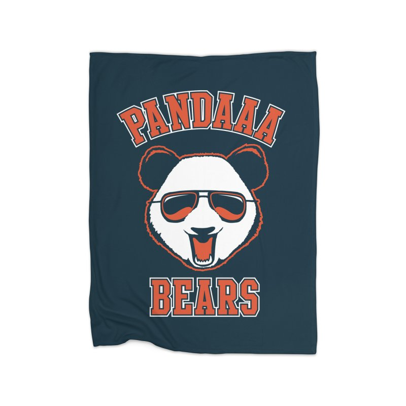 PanDAAA Bears Home Blanket by Teeframed