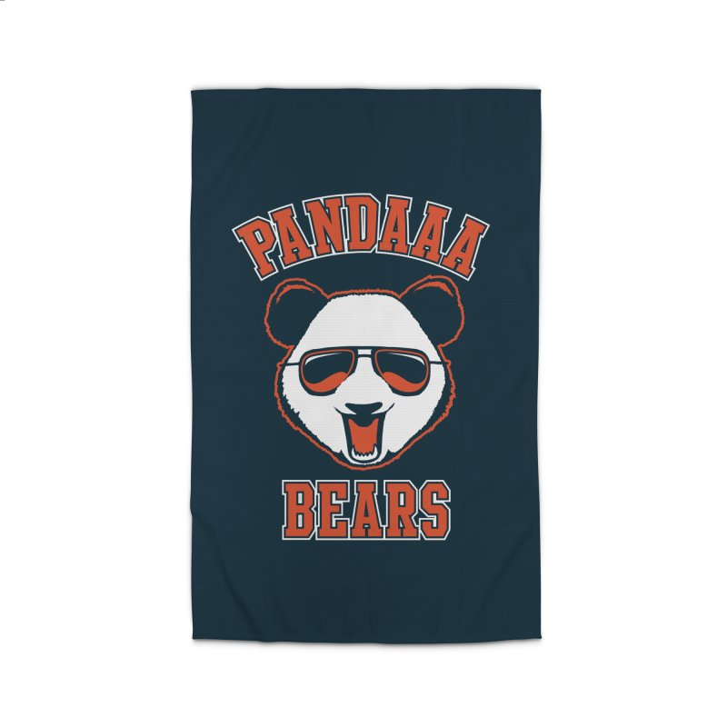 PanDAAA Bears Home Rug by Teeframed