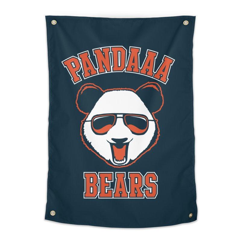 PanDAAA Bears Home Tapestry by Teeframed