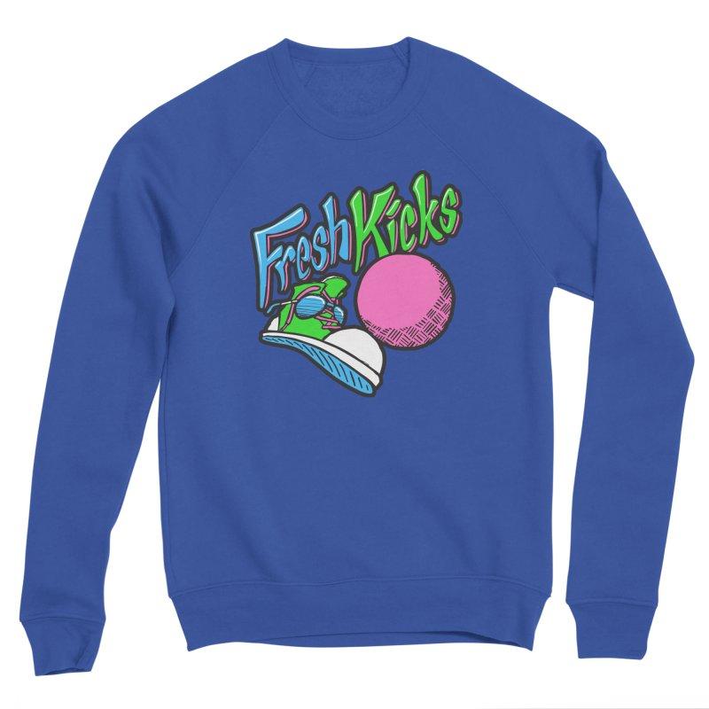 Fresh Kicks 01 Men's Sweatshirt by Teeframed