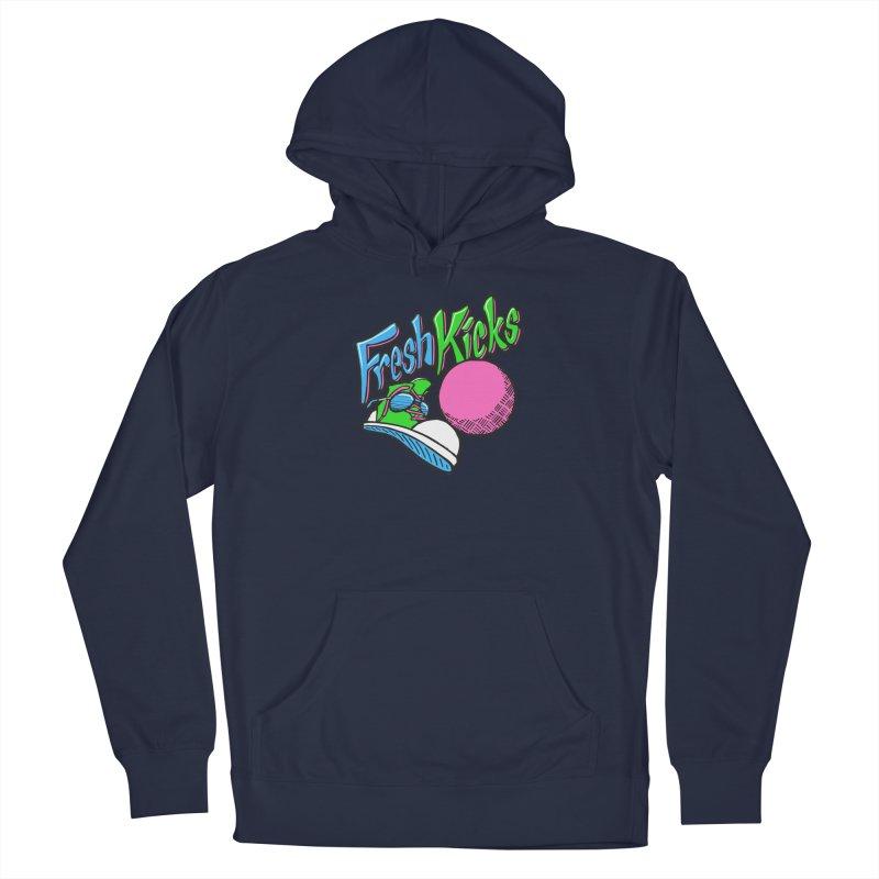 Fresh Kicks 01 Men's Pullover Hoody by Teeframed