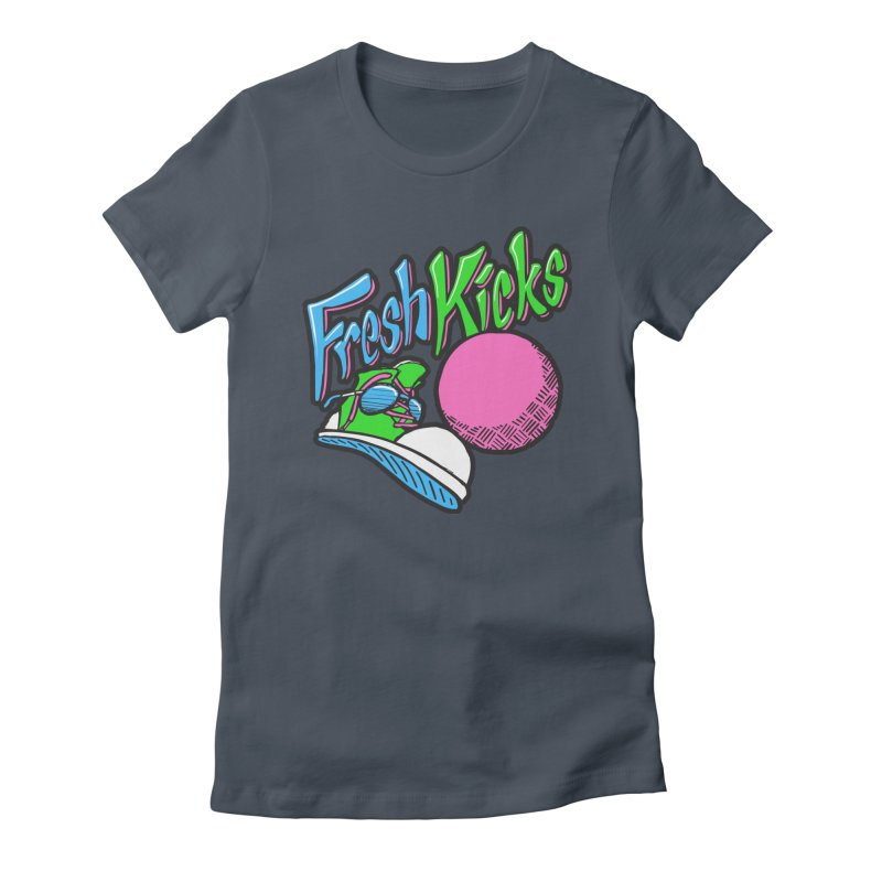 Fresh Kicks 01 Women's T-Shirt by Teeframed