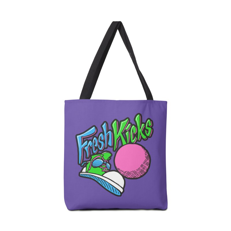 Fresh Kicks 01 Accessories Bag by Teeframed
