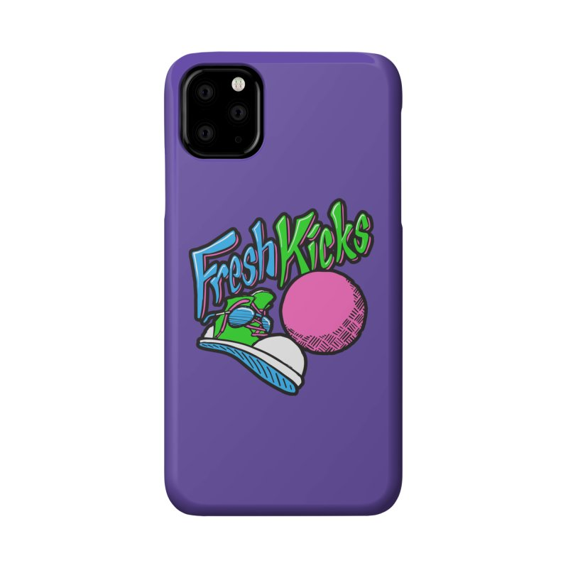Fresh Kicks 01 Accessories Phone Case by Teeframed