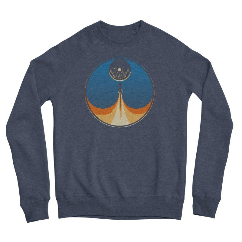 Rocket Launch Women's Sponge Fleece Sweatshirt by Teeframed