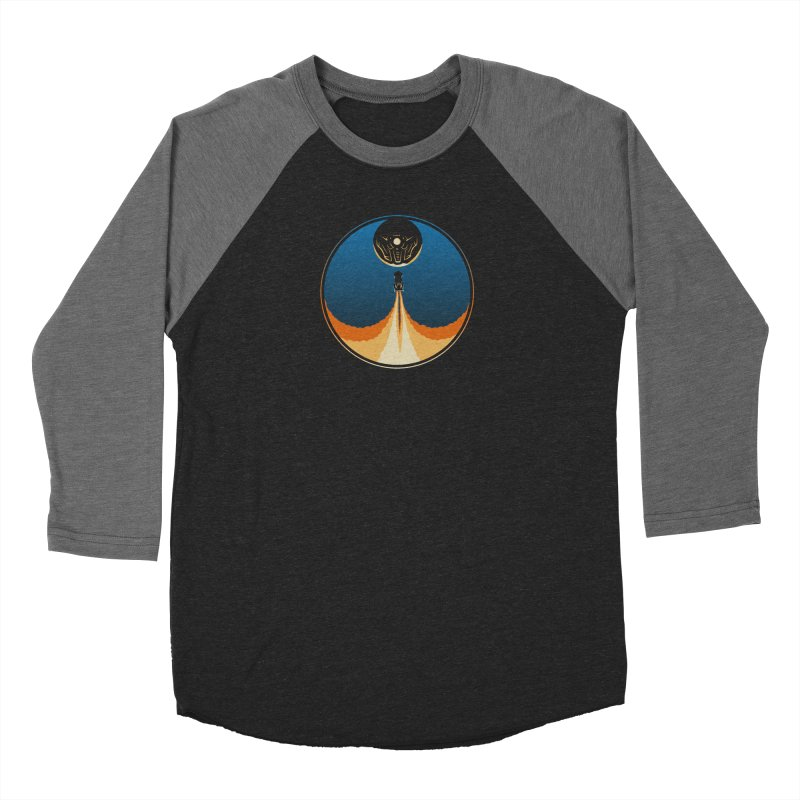 Rocket Launch Men's Longsleeve T-Shirt by Teeframed