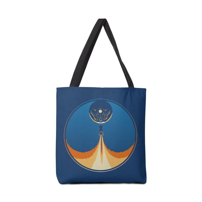 Rocket Launch Accessories Bag by Teeframed
