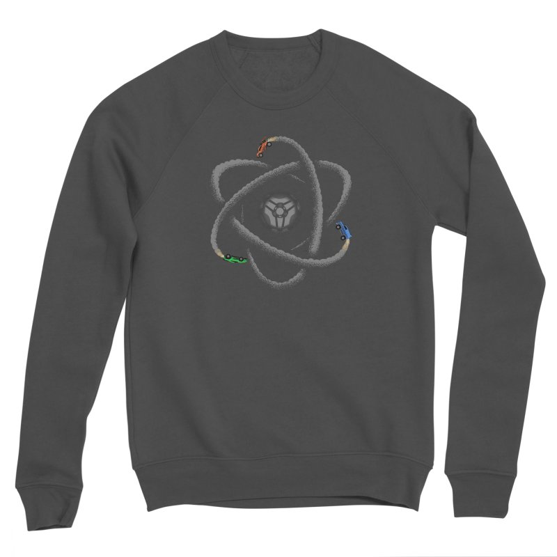 Rocket Science Men's Sponge Fleece Sweatshirt by Teeframed