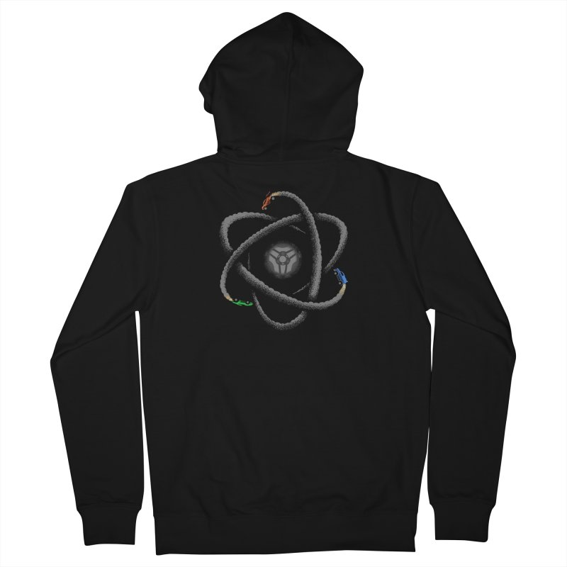Rocket Science Women's French Terry Zip-Up Hoody by Teeframed