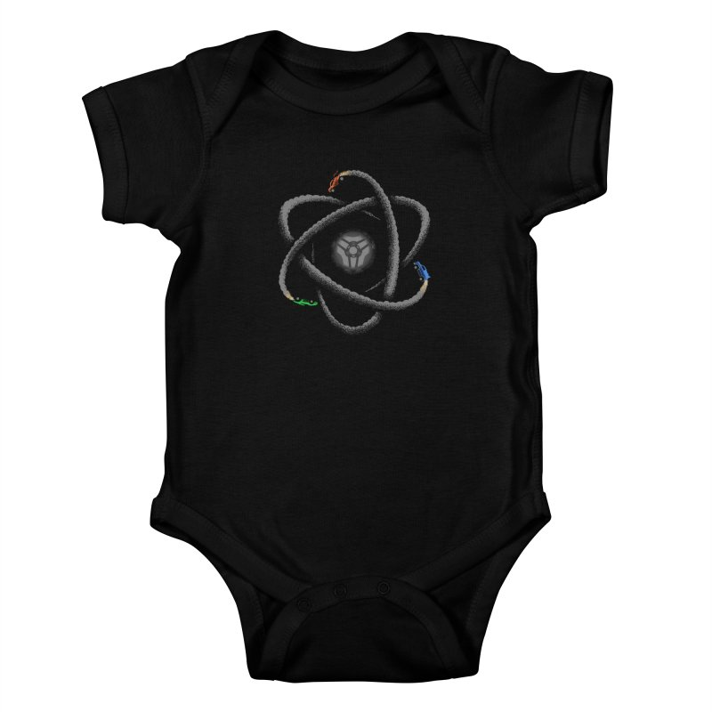 Rocket Science Kids Baby Bodysuit by Teeframed
