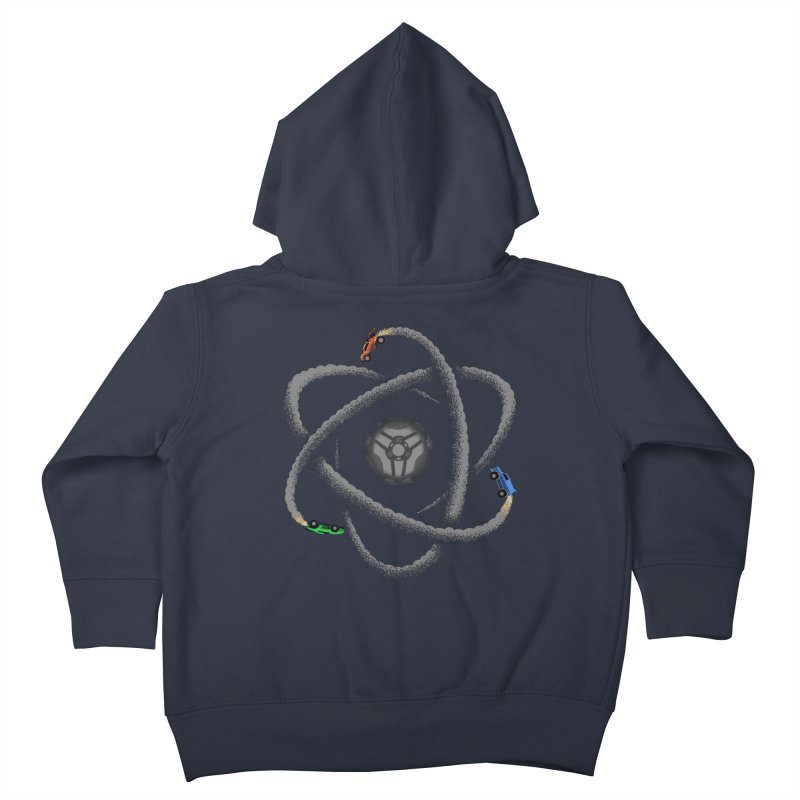 Rocket Science Kids Toddler Zip-Up Hoody by Teeframed