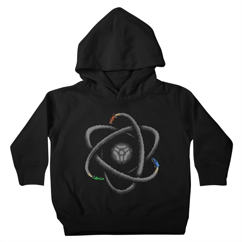 Rocket Science Kids Toddler Pullover Hoody by Teeframed