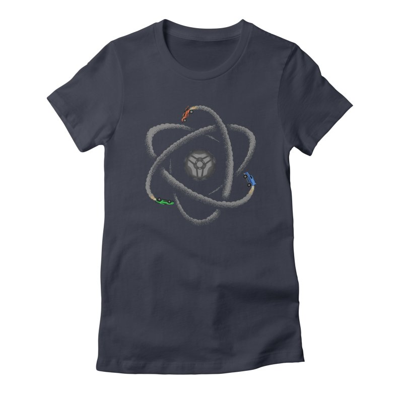 Rocket Science Women's Fitted T-Shirt by Teeframed