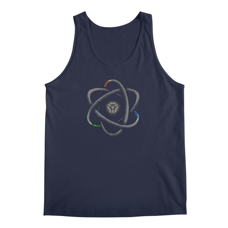 Rocket Science Men's Regular Tank by Teeframed