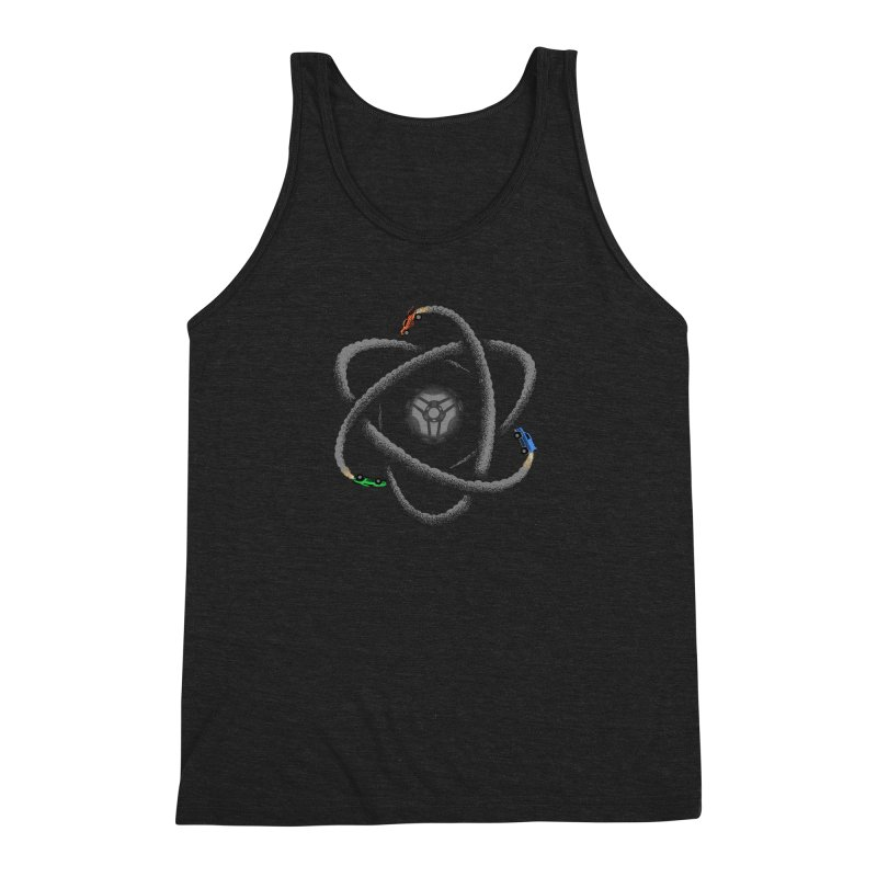Rocket Science Men's Triblend Tank by Teeframed