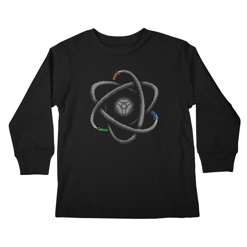 Rocket Science Kids Longsleeve T-Shirt by Teeframed
