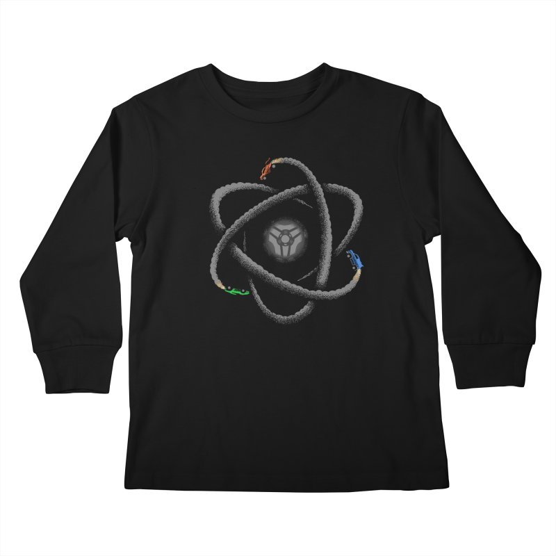 Rocket Science Kids Longsleeve T-Shirt by Teeframed