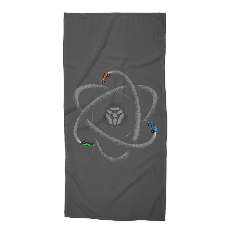 Rocket Science Accessories Beach Towel by Teeframed