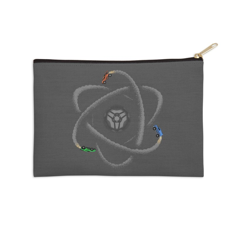 Rocket Science Accessories Zip Pouch by Teeframed