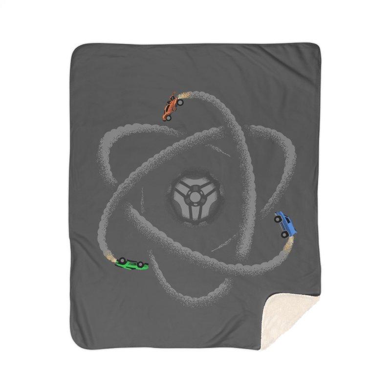 Rocket Science Home Sherpa Blanket Blanket by Teeframed