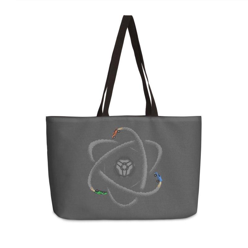 Rocket Science Accessories Weekender Bag Bag by Teeframed
