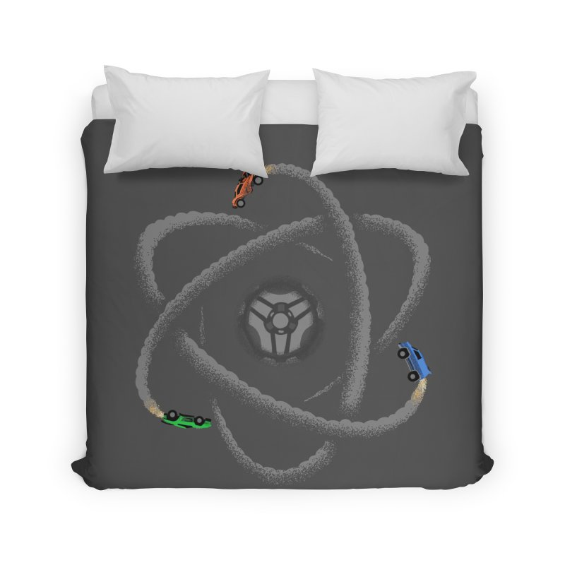 Rocket Science Home Duvet by Teeframed