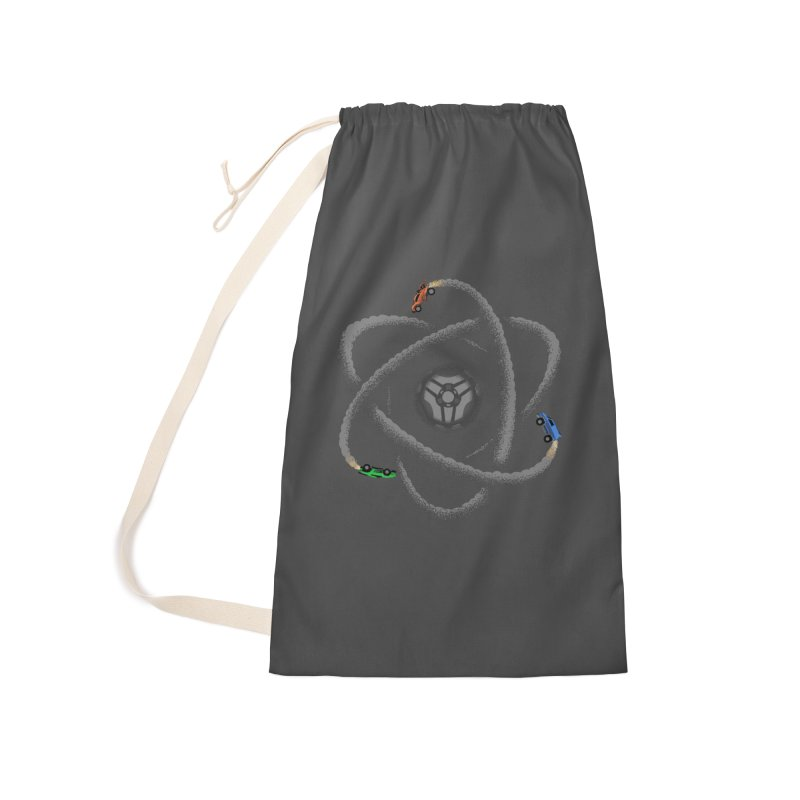 Rocket Science Accessories Laundry Bag Bag by Teeframed