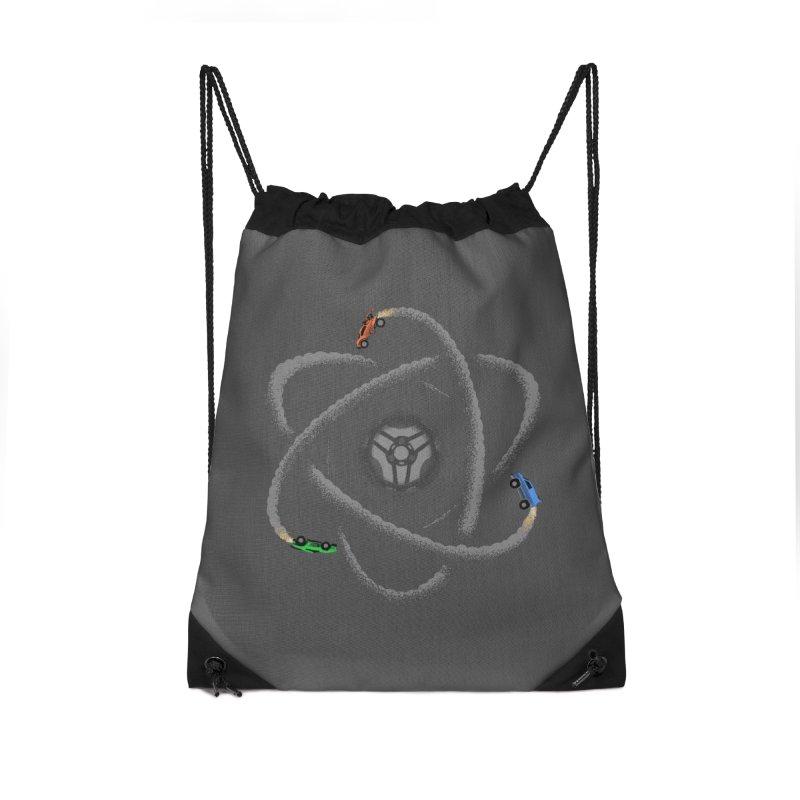 Rocket Science Accessories Drawstring Bag Bag by Teeframed