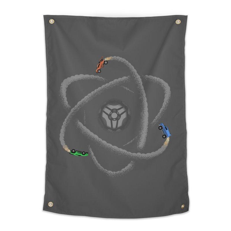 Rocket Science Home Tapestry by Teeframed