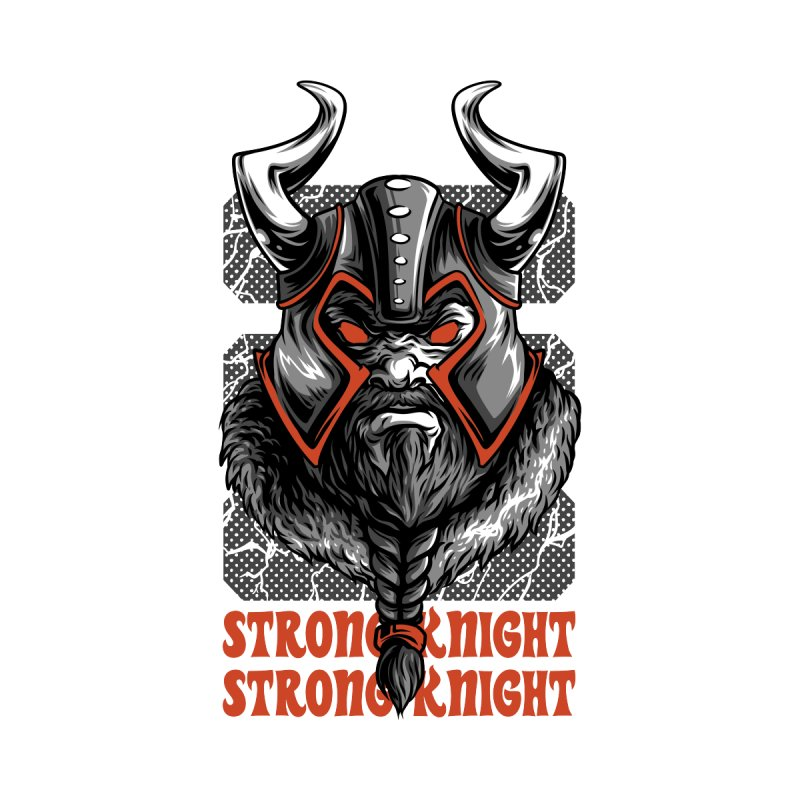 Strong Knight by teelity's Shop