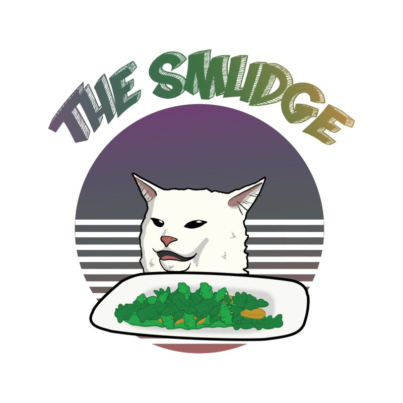 Smudge The Cat Meme by teelity's Shop