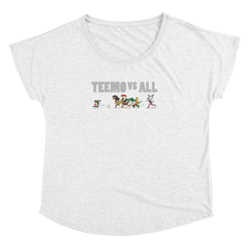 Teemo vs All Banner   by Teemovsall Official shop