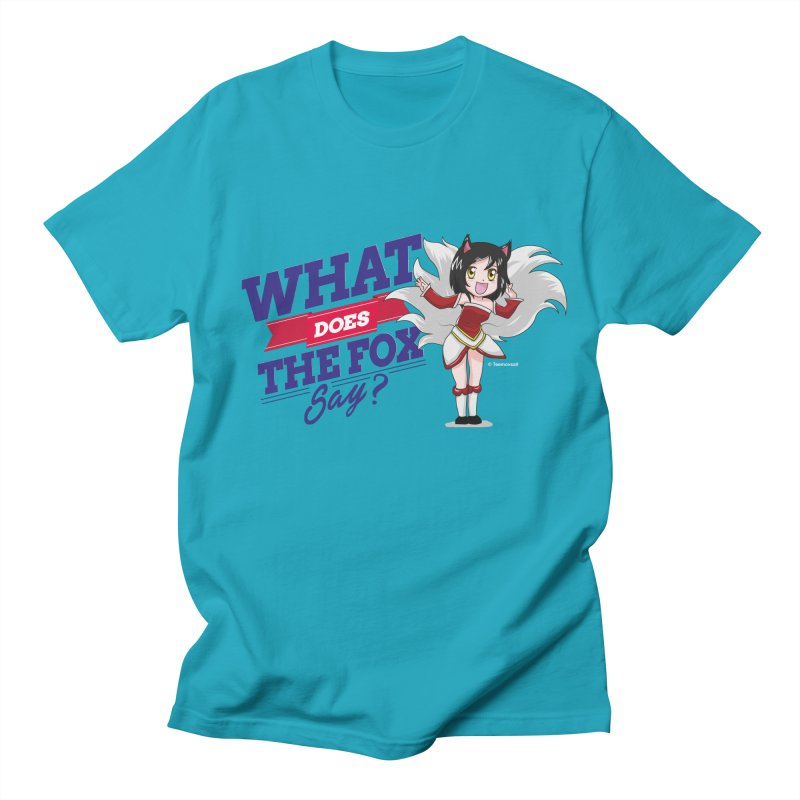 What does the fox say?   by Teemovsall Official shop