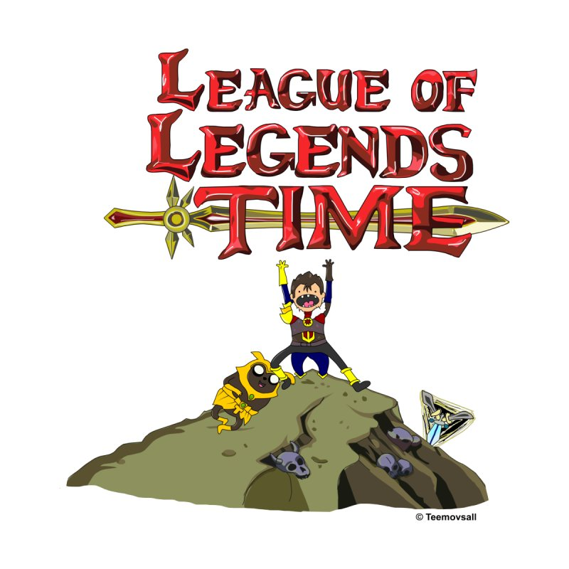 League of Legends Time Men's T-Shirt by Teemovsall Official shop