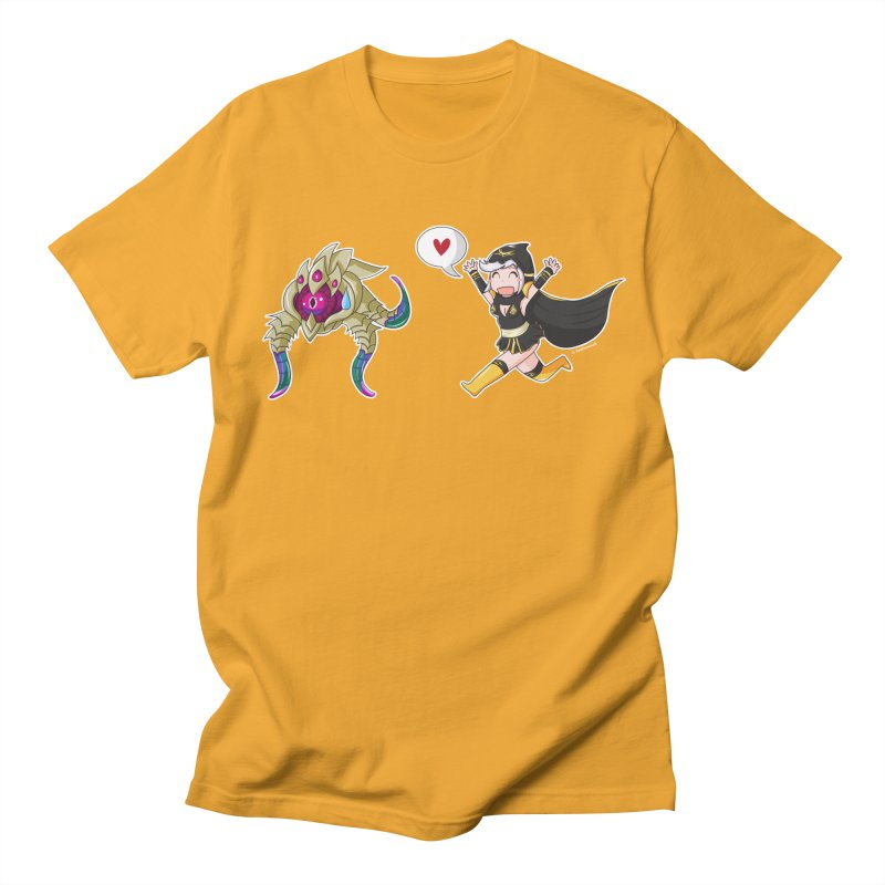 Ashe loves tentacles 2 Men's T-shirt by Teemovsall Official shop