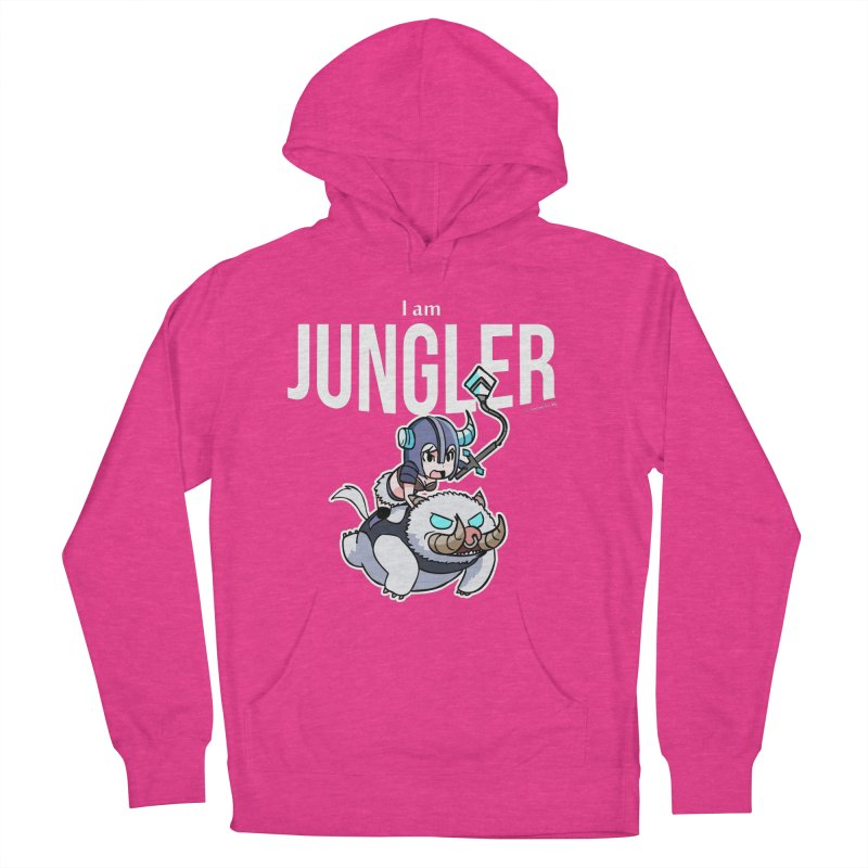 I am jungler Women's Pullover Hoody by Teemovsall Official shop
