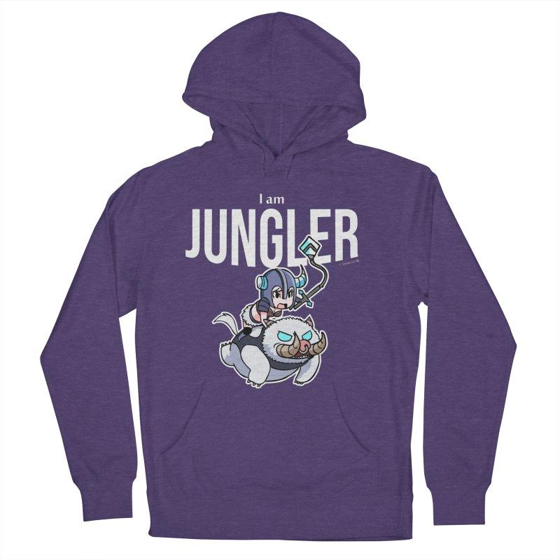 I am jungler Men's Pullover Hoody by Teemovsall Official shop