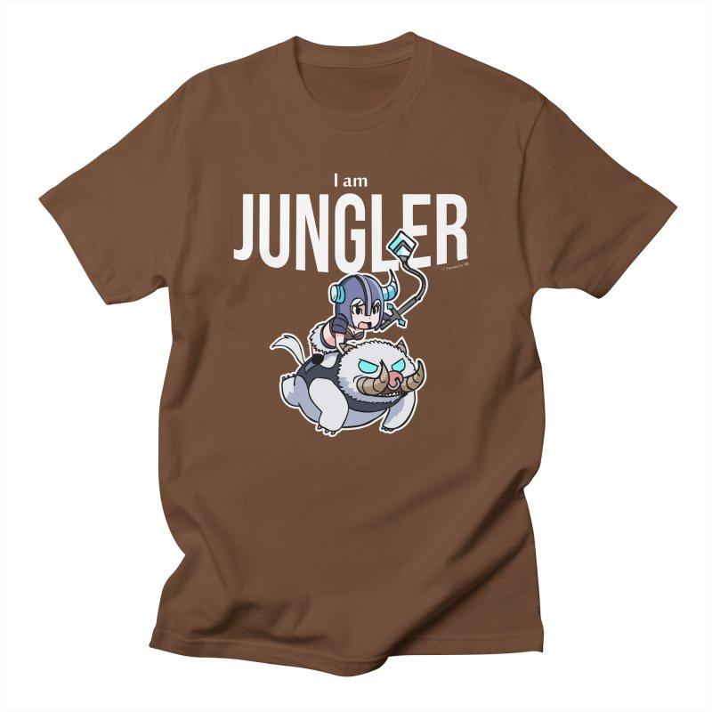 I am jungler Women's Unisex T-Shirt by Teemovsall Official shop