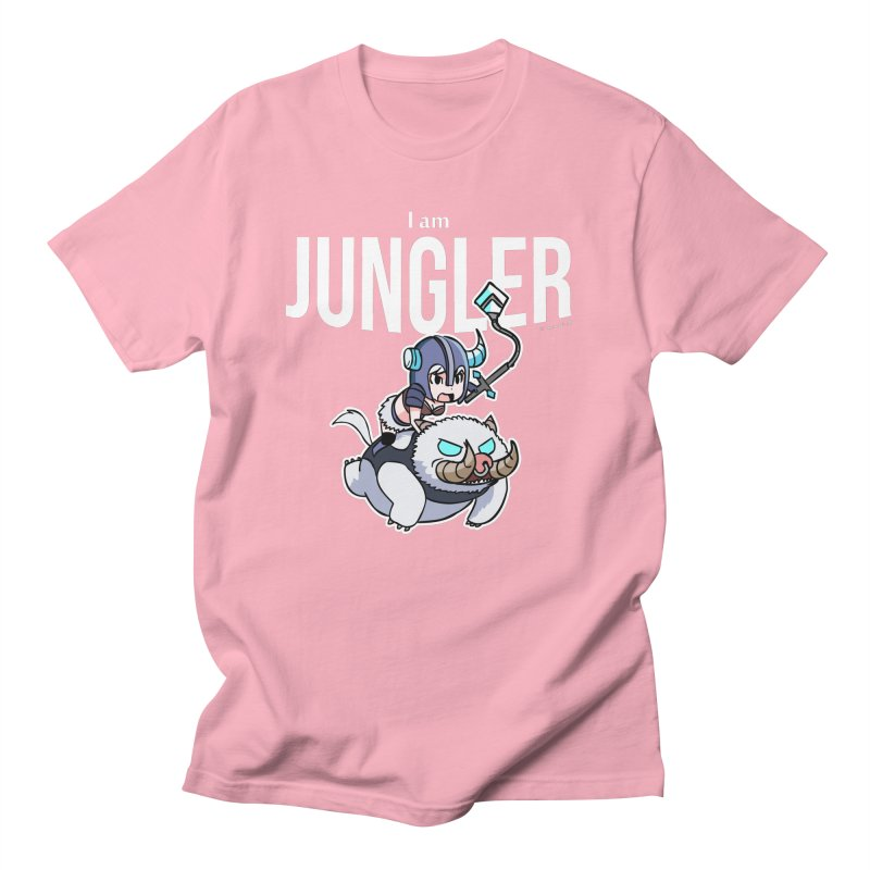 I am jungler Men's T-shirt by Teemovsall Official shop