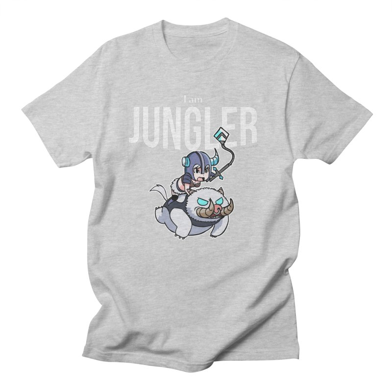 I am jungler Women's Unisex T-Shirt by Teemovsall Official shop