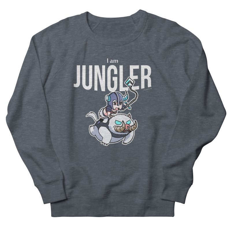 I am jungler Women's Sweatshirt by Teemovsall Official shop