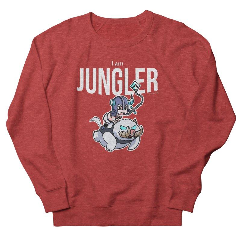 I am jungler Women's Sweatshirt by Teemovsall Official shop