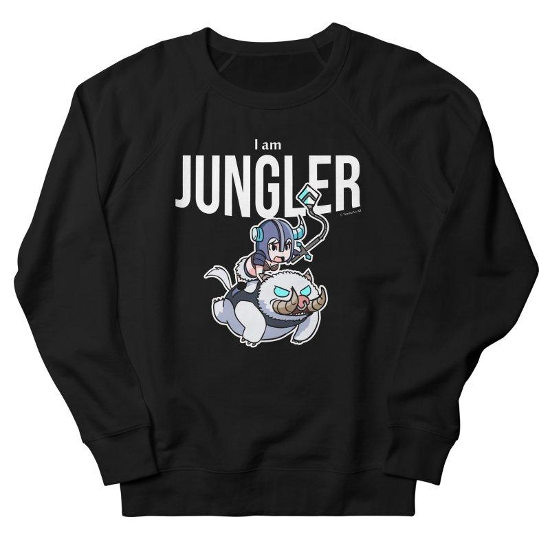 I am jungler Men's Sweatshirt by Teemovsall Official shop