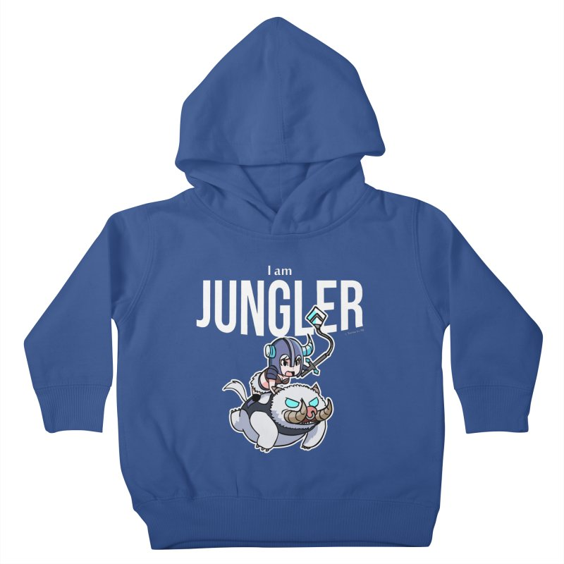 I am jungler Kids Toddler Pullover Hoody by Teemovsall Official shop