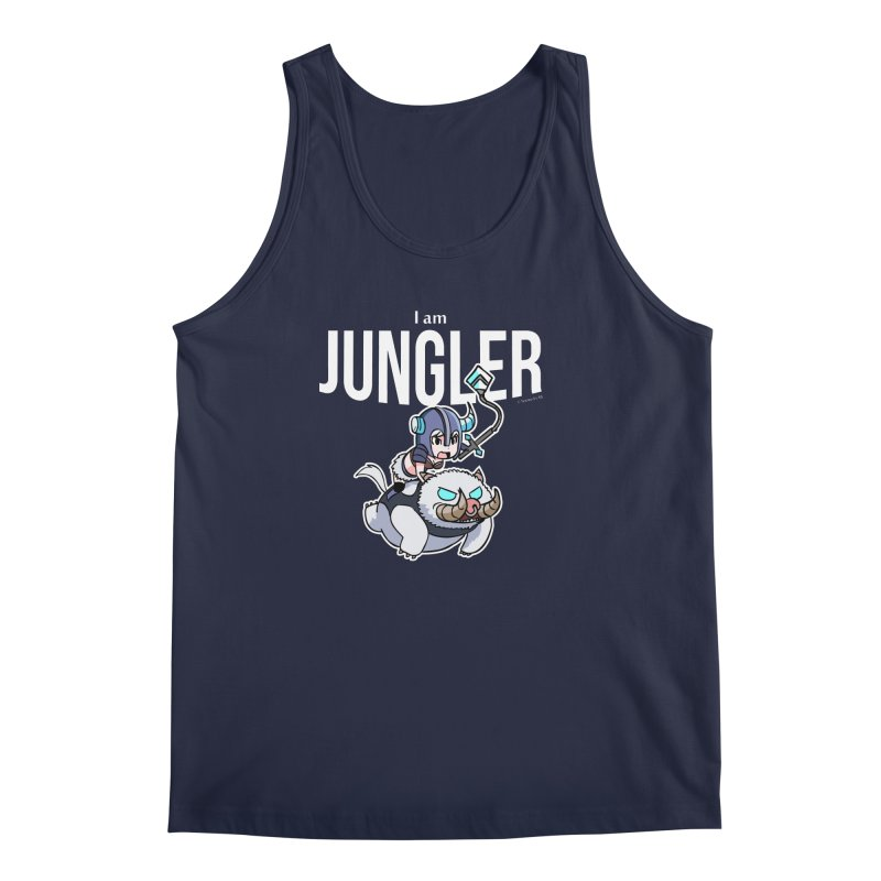 I am jungler Men's Tank by Teemovsall Official shop