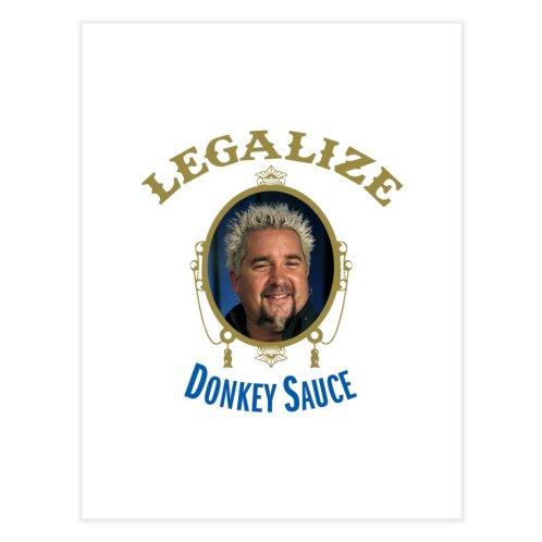 image for LEGALIZE DONKEY SAUCE