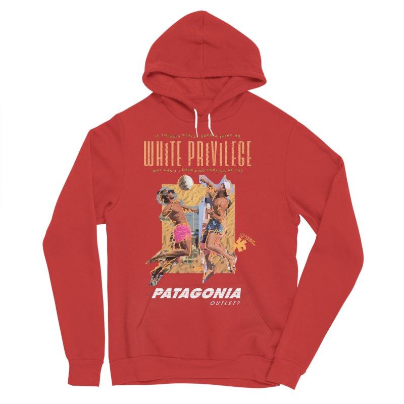 GAME, SET, MATCH Men's Pullover Hoody by Teenage Stepdad