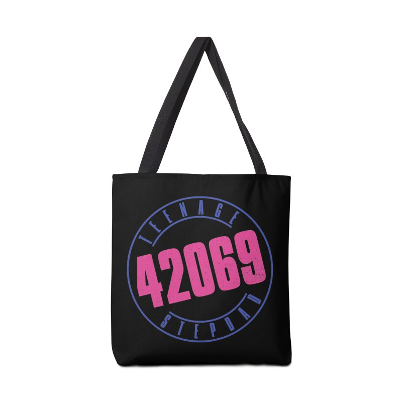 42069 Accessories Tote Bag Bag by Teenage Stepdad