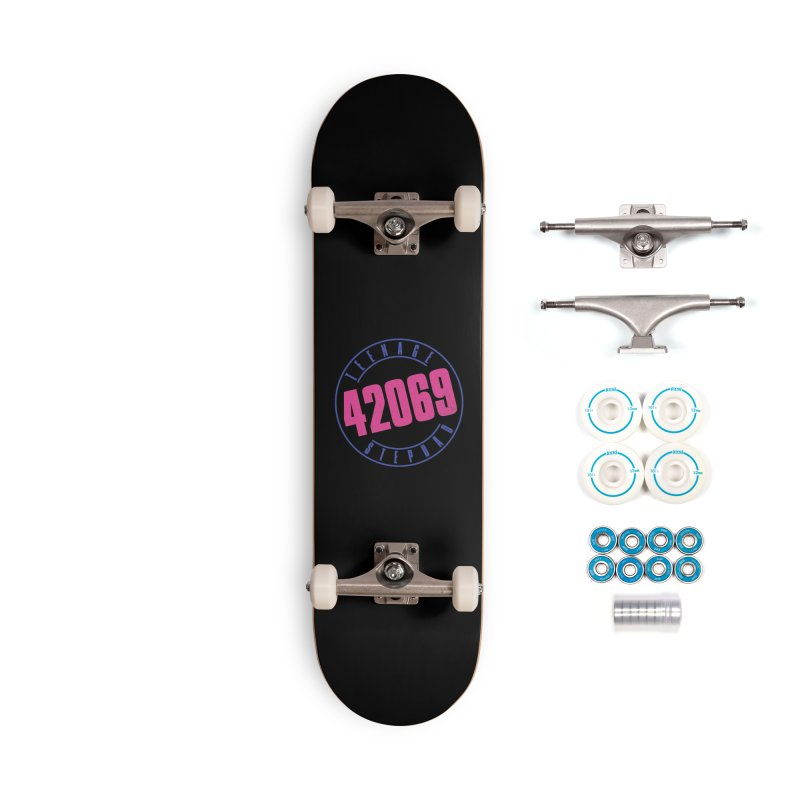 42069 Accessories Complete - Basic Skateboard by Teenage Stepdad
