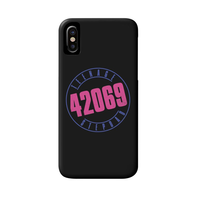 42069 Accessories Phone Case by Teenage Stepdad